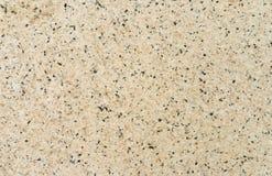 Granit-Boden mit kleinem schwarzem Dots Texture Lizenzfreie Stockfotografie