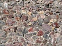 Granit ściana Zdjęcia Royalty Free
