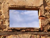 Granit ściana Zdjęcie Royalty Free