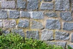 Granit ściana 10 Obrazy Stock