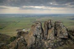 Granit cliffs Royalty Free Stock Photos
