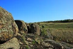 Granit Dike Lizenzfreie Stockfotos