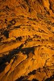 Granit-Fluss-Steine Stockbild