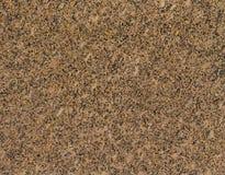 Granit jaune antique (Brésil) Photographie stock