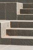 Granit-Jobstepps lizenzfreie stockbilder