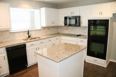 Granit-Küche Countertop Lizenzfreies Stockbild