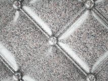 Granit n?hte Beschaffenheit oder Hintergrund mit St??en lizenzfreie abbildung