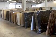 Granit-Platten Stockfotografie