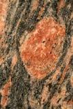 Granit rosso Fotografia Stock
