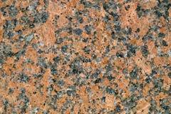 Granit rouge Photo stock