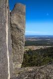 Granit skały Fotografia Stock