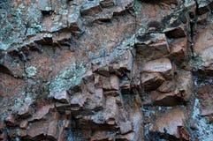 granit stary Obraz Royalty Free