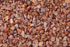 Granit stenar bakgrund Royaltyfria Bilder