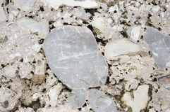 Granit stone background Royalty Free Stock Images