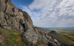 Granit stones Royalty Free Stock Photos