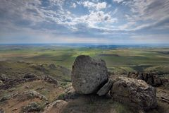 Granit stones Royalty Free Stock Photography