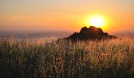 granit szczyt Zdjęcia Royalty Free