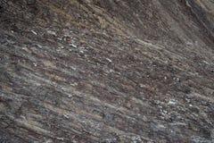 Granit tekstury kamienna powierzchnia - Czarny Granitowy abstrakt dla Wallp Obraz Stock