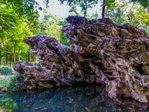 Granit vaggar Arkivbilder