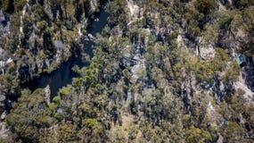 Granit vaggar bildande i Stanthorpe, Queensland, Australien Arkivbilder