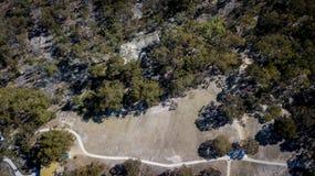 Granit vaggar bildande i Stanthorpe, Queensland, Australien Arkivfoton