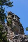 Granit vaggar Formaitons royaltyfri fotografi