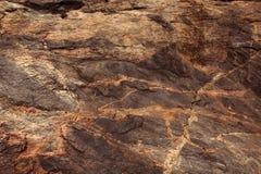 Granit vaggar textur arkivbild