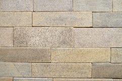 Granit-Wand lizenzfreie stockbilder