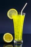 Granita del limone Fotografia Stock Libera da Diritti