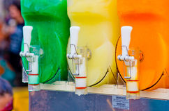 Free Granita Machine, Refreshment For The Thirst Of The Hot Months Stock Photography - 79187322