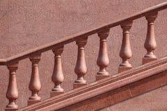 Granitbalustraden Lizenzfreies Stockbild