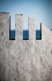 Granitdenkmal zu Schweizer Luft 111 Lizenzfreies Stockfoto