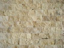 Granite. Perfect beige granite tile texture Stock Photography