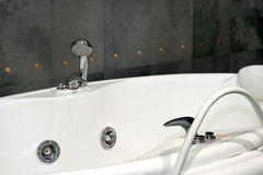 Granite Bath Spa Stock Photo