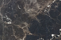Granite Black and Brown Stock Photography