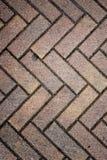 Granite block street pavers Stock Photo