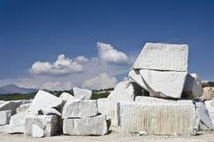 Granite blocks Royalty Free Stock Image