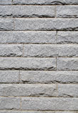 Granite brick wall Royalty Free Stock Image