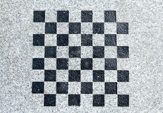 Checker Board Stock Photography