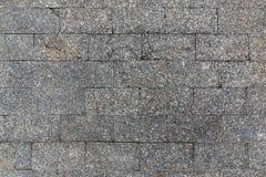 Granite cobblestone Stock Images