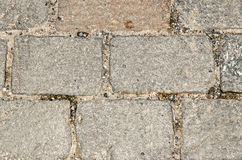 Granite cobblestones Stock Photography
