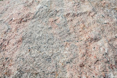 Granite Color Raw Block Stock Image