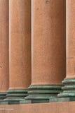 Granite column Royalty Free Stock Image