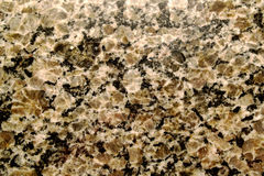 Granite counter top Royalty Free Stock Images