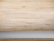 Granite countertop Stock Image