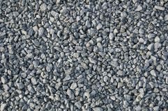 Granite crushed stones Stock Photography