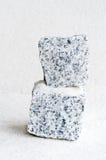 Granite cubes Royalty Free Stock Image