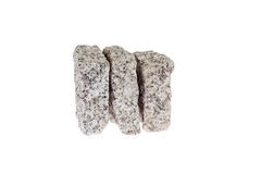 Granite Cubes. Stock Photos