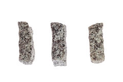 Granite Cubes. Royalty Free Stock Images