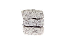 Granite Cubes. Stock Image